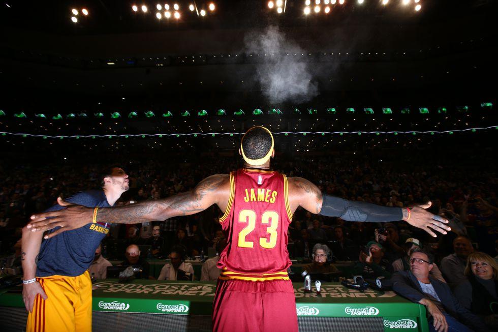 Ranking de jugadores y franquicias que más camisetas venden en la NBA
