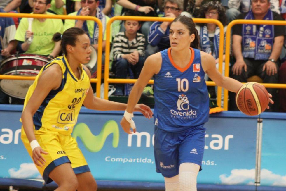Liga Femenina Basket 2015 1428776114_089585_1428786594_noticia_grande