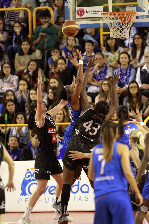 Liga Femenina Basket 2015 1429385570_049173_1429385926_noticia_grande