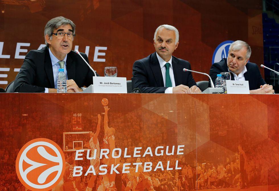 Euroliga: aumenta los ingresos por patrocinio en un 15%