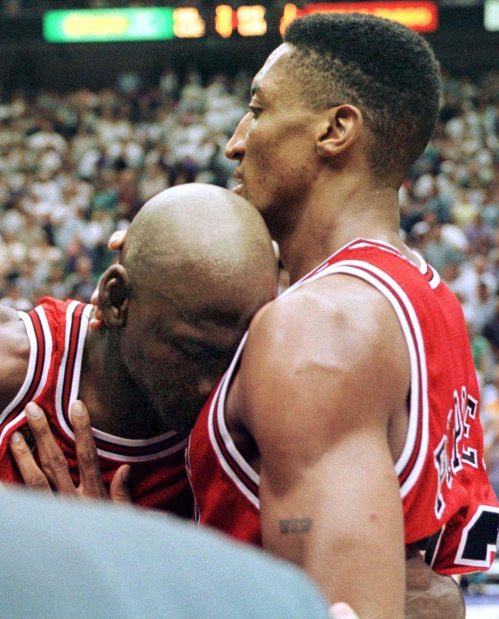 Los 5 mejores partidos de un Dios llamado Michael Jordan
